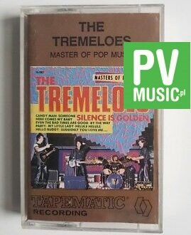 THE TREMELOES MASTER OF POP MUSIC audio cassette