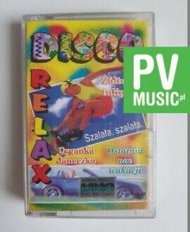 DISCO RELAX ŻÓŁTE TULIPANY.. audio cassette