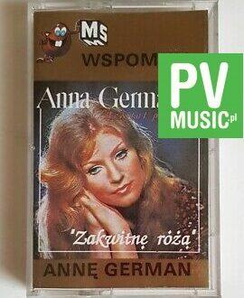 ANNA GERMAN WSPOMNIJ  audio cassette