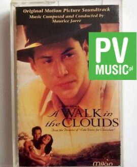 A WALK IN THE CLOUDS SOUNDTRACK audio cassette