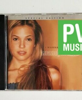 MANDY MOORE I WANNA BE WITH YOU CD