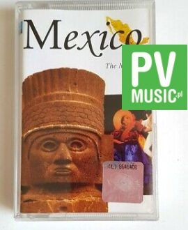 MEXICO THE MUSIC OF audio cassette