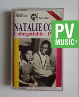 NATALIE COLE UNFORGETTABLE -2  audio cassette