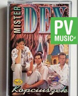 MISTER DEX KOPCIUSZEK audio cassette