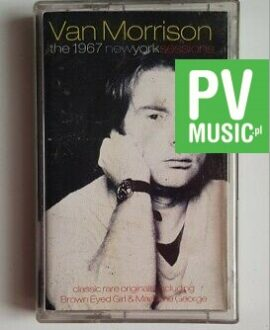 VAN MORRISON THE 1967 NEW YORK SESSIONS audio cassette