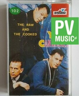 FYC FINE YOUNG CANNIBALS THE RAW AND THE COOKED  audio cassette