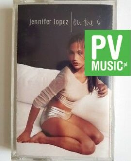 JENNIFER LOPEZ ON THE 6 audio cassette