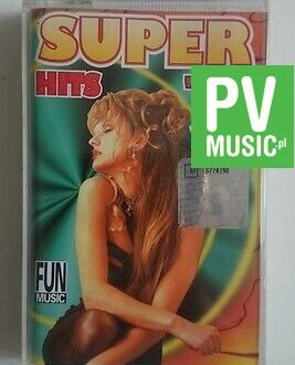 SUPER HITS 96' VOL.2     audio cassette
