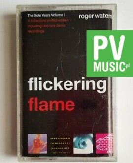ROGER WATERS FLICKERING FLAME audio cassette