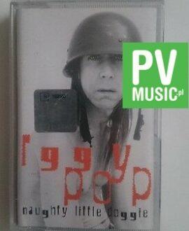 IGGY POP  NAUGHTY LITTLE DOGGIE      audio cassette