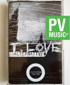 T.LOVE ALTERNATIVE audio cassette