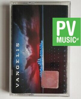 VANGELIS  THE CITY audio cassette