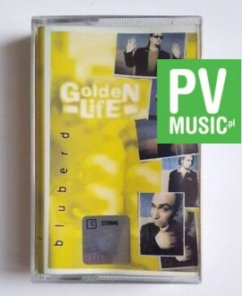 GOLDEN LIFE BLUBERD audio cassette