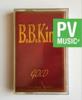 B.B. KING GOLD audio cassette