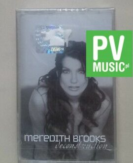 MEREDITH BROOKS DECONSTRUCTION - RARE  audio cassette