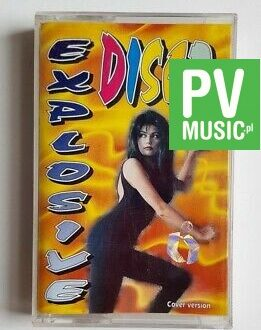 EXPLOSIVE DISCO DISCO INFERNO, LIBERATION.. audio cassette