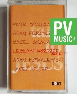 LESŁAW MOŻDŻER TALK TO JEZUS audio cassette