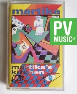 MARTIKA MARTIKA'S KITCHEN audio cassette