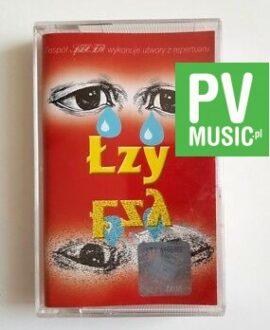 Z REPERTUARU ŁZY AGNIESZKA JUŻ DAWNO.. audio cassette