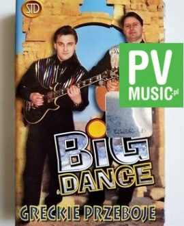 BIG DANCE GRECKIE PRZEBOJE audio cassette