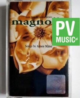 MAGNOLIA SOUNDTRACK audio cassette