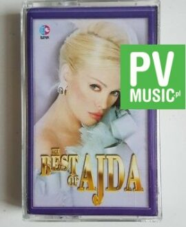 AJDA THE BEST OF audio cassette