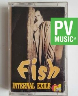 FISH INTERNAL EXILE audio cassette