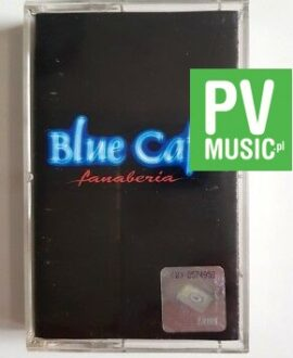 BLUE CAFE FANABERIA audio cassette