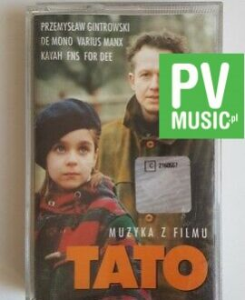 TATO SOUNDTRACK audio cassette