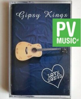 GIPSY KINGS LOVE SONGS audio cassette