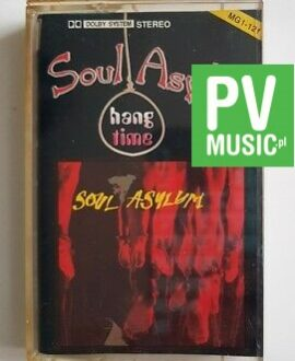 SOUL ASYLUM HANG TIME audio cassette