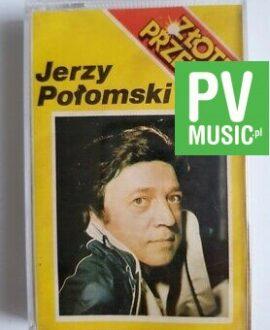 JERZY POŁOMSKI ZŁOTE PRZEBOJE audio cassette