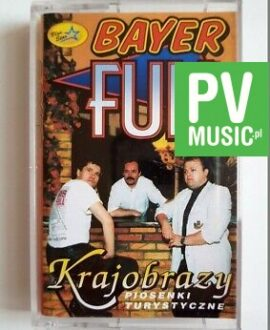 BAYER FULL KRAJOBRAZY  audio cassette
