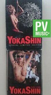 YOKASHIN  SHAKE DOWN    audio cassette