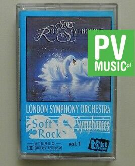 LONDON SYMPHONY ORCHESTRA  SOFT ROCK VOL.1      audio cassette