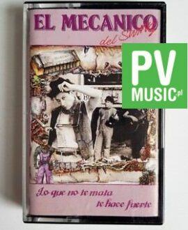 EL MECANICO DEL SWING audio cassette