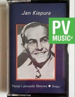 JAN KIEPURA PIEŚNI I PIOSENKI FILMOWE audio cassette