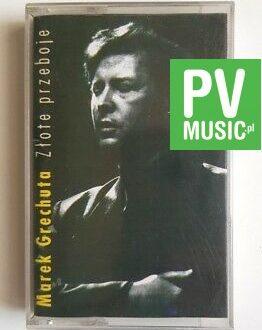 MAREK GRECHUTA ZŁOTE PRZEBOJE audio cassette
