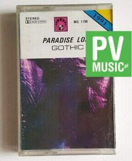 PARADISE LOST GOTHIC audio cassette