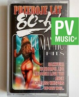 HITS OF 80' SADE, G.MICHAEL.. audio cassette