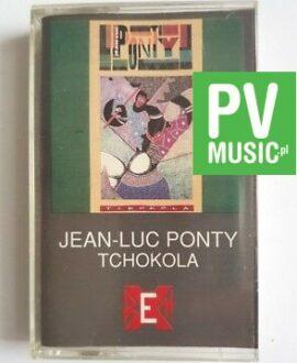 JEAN-LUC PONTY TCHOKOLA audio cassette
