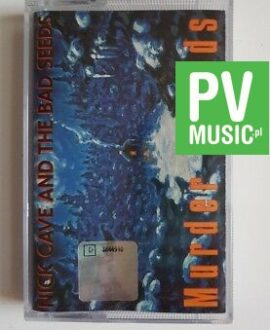 NICK CAVE AND THE BAD SEEDS MURDER BALLADS audio cassette