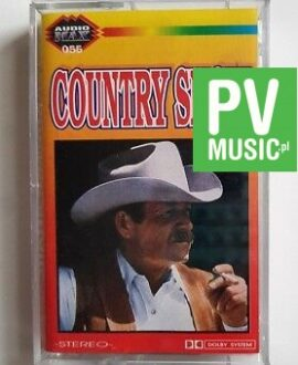 COUNTRY SHOW BILLY WYMAN, JOHNNY CASH.. audio cassette