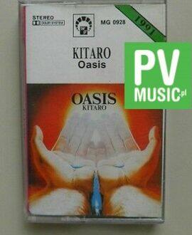 KITARO  OASIS    audio cassette