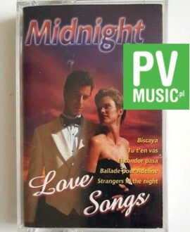 MIDNIGHT LOVE SONGS BISCAYA, EL CONDOR PASA audio cassette