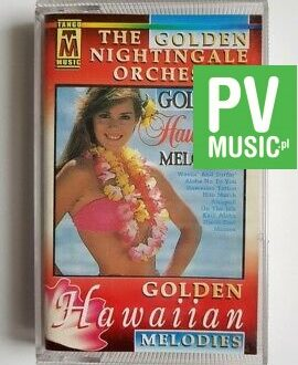 GOLDEN HAWAIIAN MELODIES  audio cassette