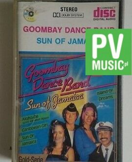 GOOMBAY DANCE BAND SUN OF JAMAICA    audio cassette