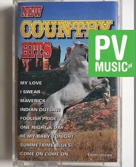 NEW COUNTRY HITS MY LOVE, I SWEAR.. audio cassette