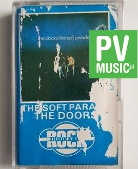 THE DOORS THE SOFT PARADE audio cassette