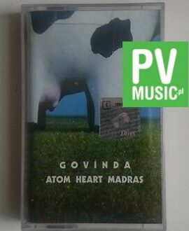 GOVINDA  ATOM HEART MADRAS   audio cassette